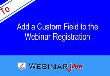 WJ Add A Custom Field