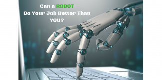 Can A ROBOT Do Your Job Better Than YOU