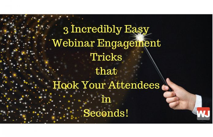 Webinar Best Practice strategy for increasing engagement and conversion.