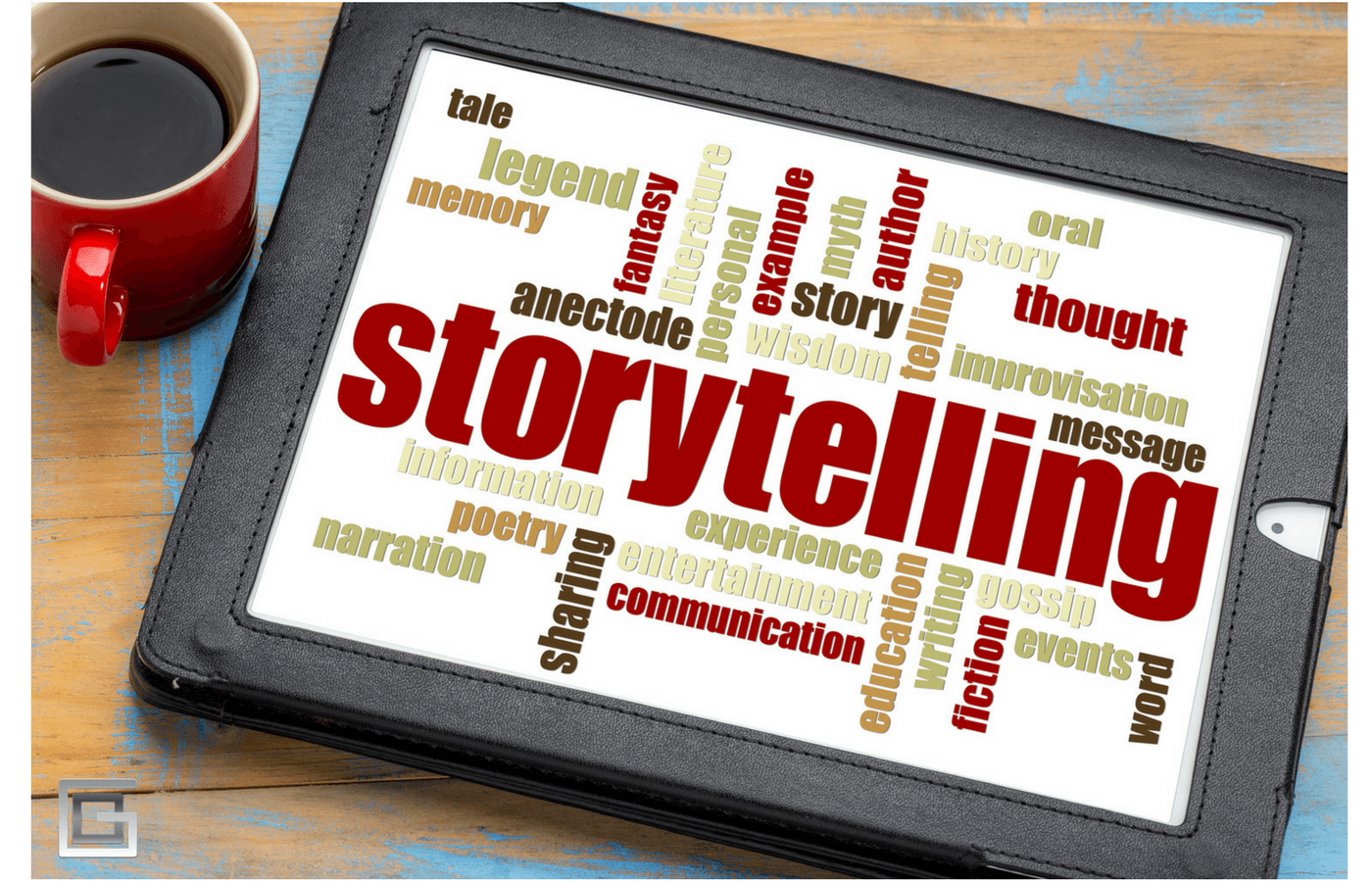 Storytelling is one effective way to approach writing an email