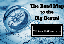 Revealing your product will have even greater impact if you follow the road map.