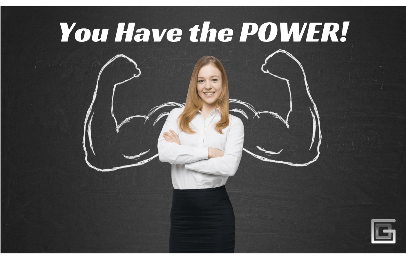 You have power in your Authority