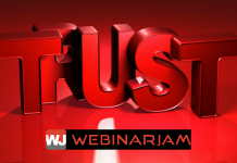 You can win the trust of your customers using coveted human interaction by hosting webinars.
