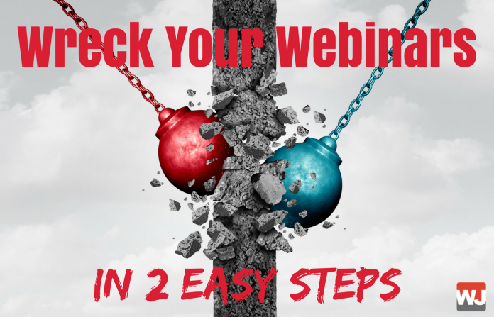 Hosting a webinar can be fun, as long as you find a platform that is affordable.