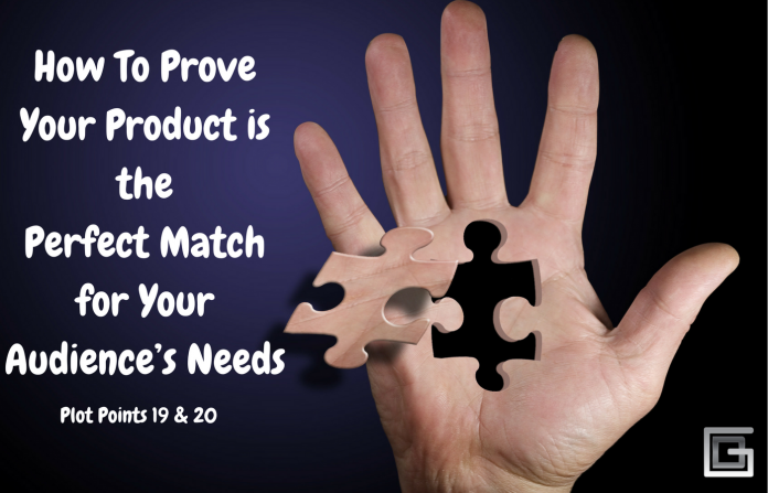 It is easier than you think to qualify your audience as a perfect candidate for your product.