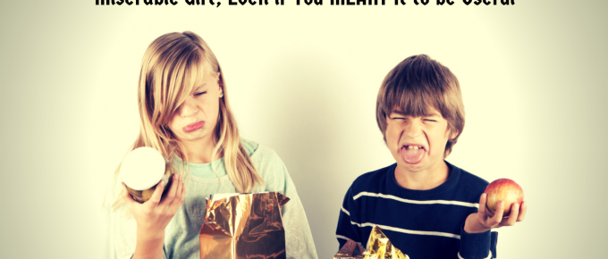 How To Destroy A Relationship In 5 Seconds Or Less By Offering A Thoughtless Gift, Even If You MEANT It To Be Useful