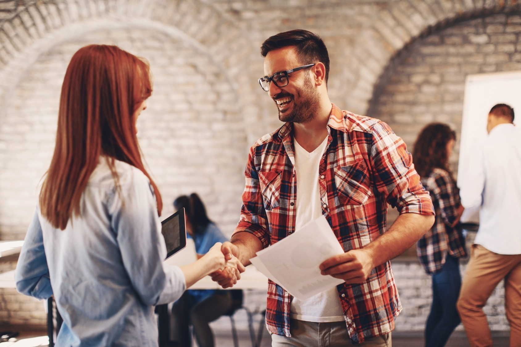 Shaking Hands Is The Foundation For B2b Relationships